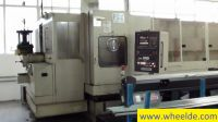 CNC数控卧式加工中心  Horizontal Machining Center  STEINEL BZ 24