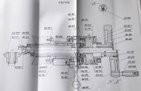 Frezarka narzędziowa Avia FNF 40 C 1988-Zdjęcie 15