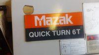 CNC soustruh MAZAK Quick Turn 6T 1998-Fotografie 6