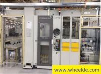 Gear Grinding Machine Liebherr LS 120 FSC 600 Liebherr LS 120 FSC 600