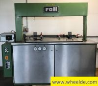 Máquina de medición Karl Roll Customised cleaning systems Karl Roll Customised cleaning systems