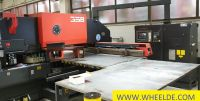 Punching Machine MADA PEGA 358 year 1999 and year 1997 AMADA