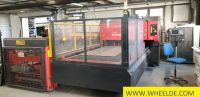 2D laser Laser machine: AMADA BETA 2 Laser machine: AMADA BETA 2