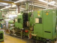 Multi Spindle Automatic Lathe SCHUETTE SF 32 DNT 27-6