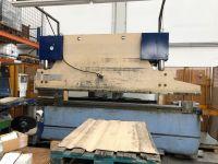 Prensa plegadora hidráulica CNC URSVIKEN OPTIMA 100 3,1/2,55