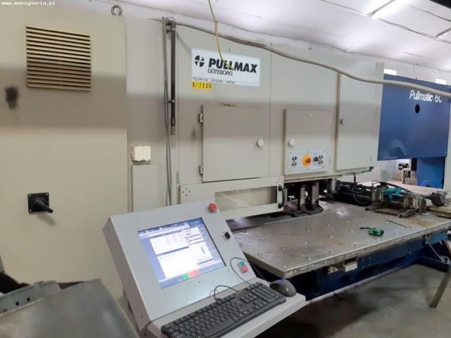 Punching Machine PULLMAX PULLMATIC 6C 1991