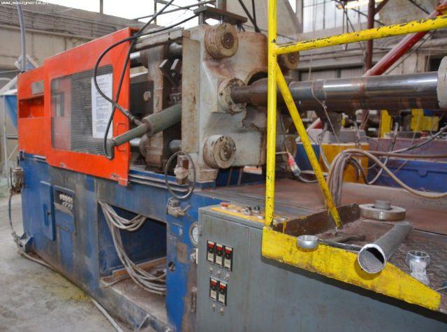 Máquina de moldeo por inyección de plásticos PONAR ŻYWIEC FORMOPLAST FO 1400/330B 1994