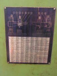 Wiertarka słupowa Wagner Z3050x16(I) PRC 50 1991-Zdjęcie 3
