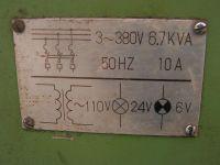 Wiertarka słupowa Wagner Z3050x16(I) PRC 50 1991-Zdjęcie 4