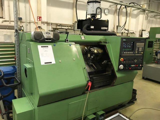 CNC Lathe SPINNER TC 42 A 1994