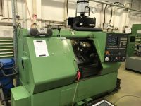 CNC Lathe SPINNER TC 42 A