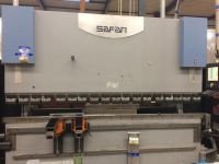 CNC Hydraulic Press Brake Safan CNCL K 170 3100 TS1