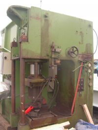 Horizontal Hydraulic Press Wagner BSD 160