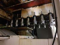 CNC Vertical Machining Center HURON K2X8 FIVE 2013-Photo 3