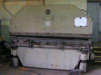 Prasa krawędziowa hydrauliczna VOEST Typ BAHM 100/35