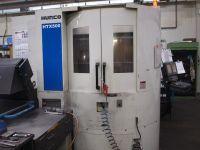 Centro de mecanizado horizontal CNC HURCO HTX 500 2008-Foto 2