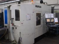 CNC centro de usinagem horizontal HURCO HTX 500