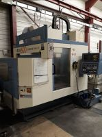 Centre dusinage vertical CNC FAMUP MCX 600 1998-Photo 5