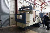 Centre dusinage vertical CNC FAMUP MCX 600 1998-Photo 9