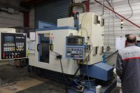 Centre dusinage vertical CNC FAMUP MCX 600 1998-Photo 2