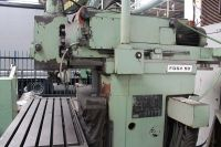 Vertical Milling Machine TOS FGSV 50