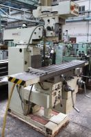 Toolroom Milling Machine TOS FNK 25A