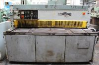 Mechanical Guillotine Shear STROJARNE PIESOK NTE 2000/6,3