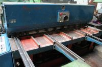 Cisaille guillotine hydraulique DIGEP DLB 6/2050