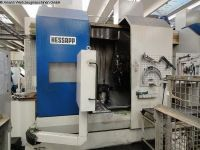 Вертикальный токарный станок с ЧПУ (CNC) HESSAPP DV 60-2
