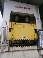 C ramme hydraulisk trykk LOIRE 500 tn