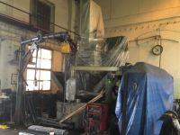 CNC κατακόρυφο τόρνο πυργίσκο TOS Hulín MCSK 8 CNC