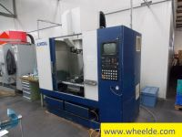 CNC Vertical Machining Center  ALZMETALL BAZ 15 CNC nuot
