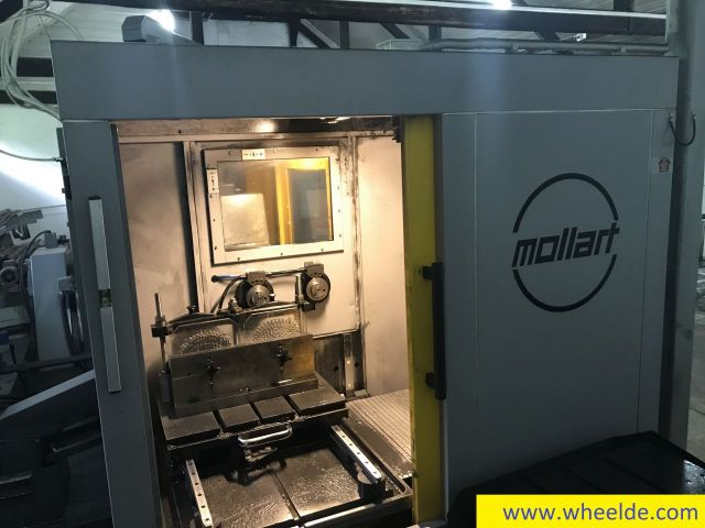 CNC 자동 선반 Drilling machine Mollart Omnisprint nuot Drilling machine Mollart Omnisprint nuot 2002