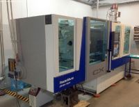 Plastics Injection Molding Machine KRAUSS MAFFEI KM 160-750CX