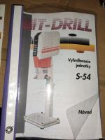 Box Column Drilling Machine T-DRILL S-54 2009-Photo 12