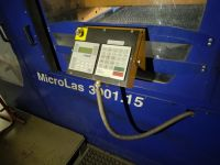 2D Plasma cutter MICROSTEP MicroLas 3001.15 2008-Photo 3