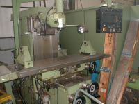 Vertical Milling Machine CME FU 2 CC 1994-Photo 2