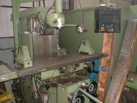 Fresadora vertical CME FU 2 CC 1994-Foto 2