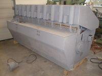 Forfecare ghilotina mecanica WIEGER ESW 2500 x 4