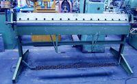 Ohýbačka plechu GEFI KH  5 x 2000