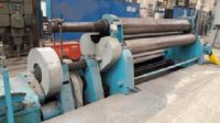 3 Roll Plate Bending Machine PIESOK XZM 3500/22