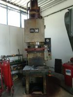 C Frame Hydraulic Press WMW PYE 250 9S/M