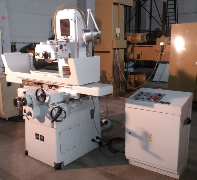 Surface Grinding Machine MIKROMAT SFW 200 x 600 / 2 1985