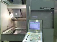 CNC Vertical Machining Center DECKEL MAHO DMC 64 V LINEAR 2002-Photo 2