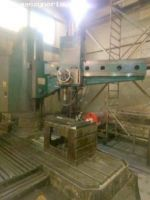 Radial Drilling Machine MAS VR8A