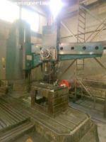Masina de gaurit radial MAS VR8A