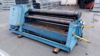 4 Roll Plate Bending Machine  MCB 2020