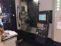 CNC Lathe MAZAK integrex e-410 HS 2004-Photo 3