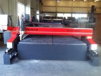 2D Plasma cutter PIERCE RUM 3000 P HD