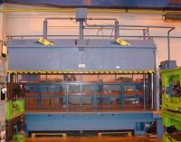 C Frame Hydraulic Press Terenzio T50 B/S